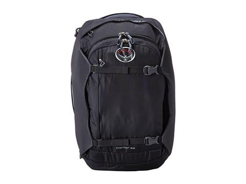 Osprey Porter 65 - Black