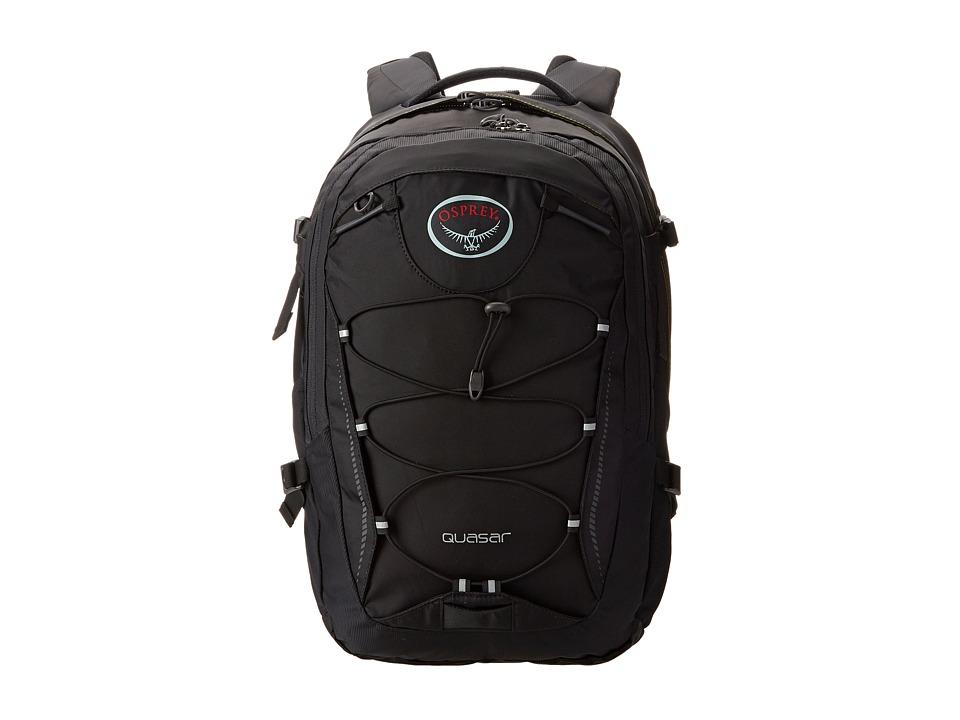 Osprey Quasar Pack Black Backpack Bags