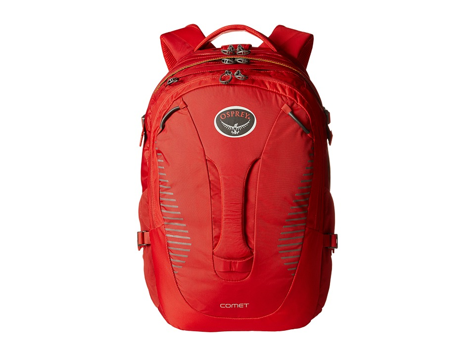 Osprey - Comet Pack (Phoenix Red) Backpack Bags