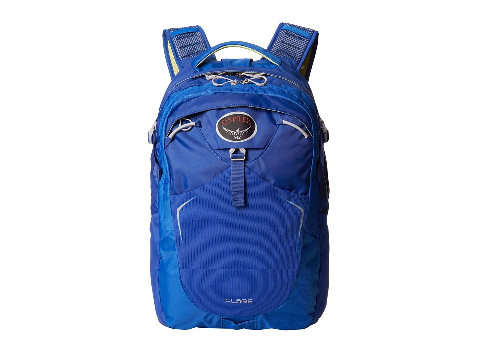 Osprey Flare Pack Oasis Blue Backpack Bags