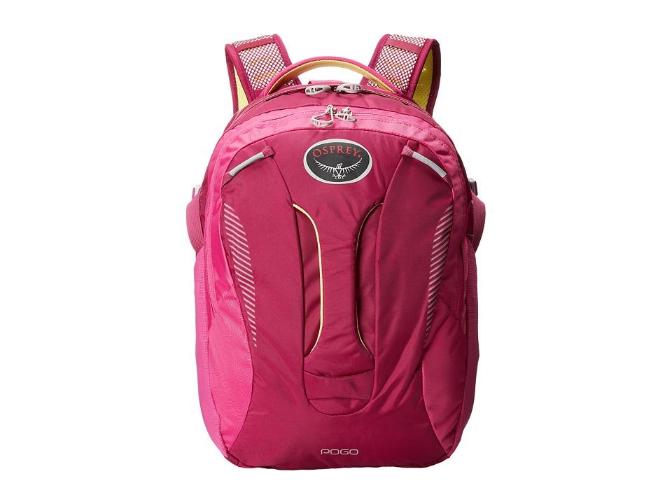 Osprey Pogo Pack Kids Playful Purple Backpack Bags