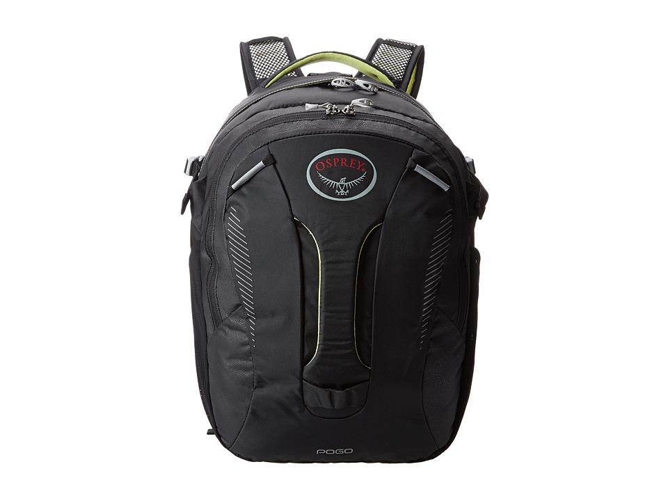 Osprey Pogo Pack Kids Black Backpack Bags