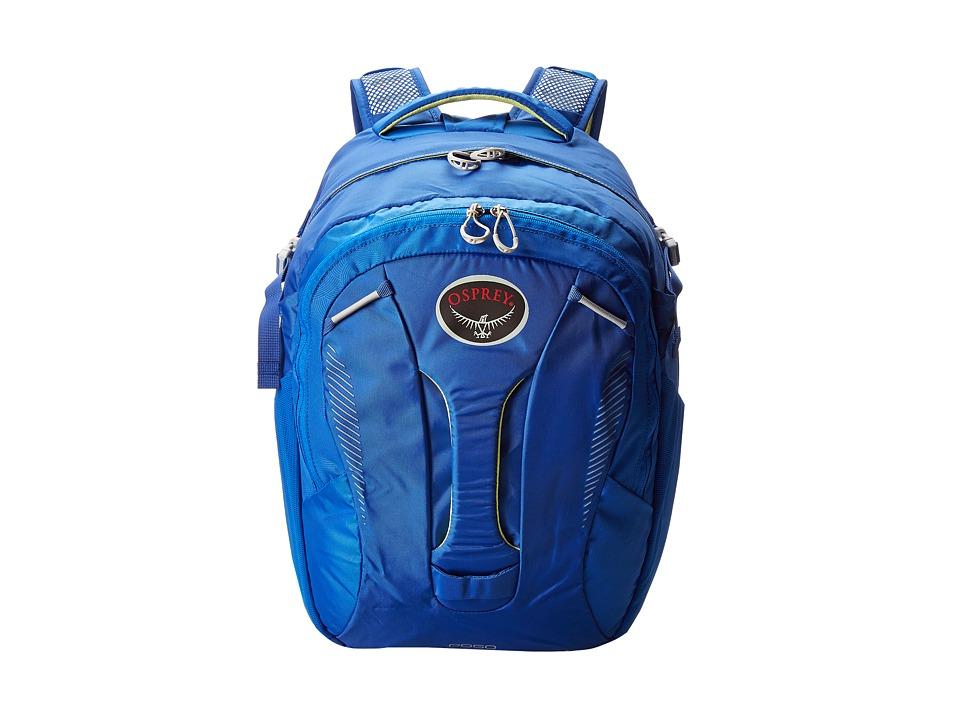 Osprey Pogo Pack Kids Bravo Blue Backpack Bags