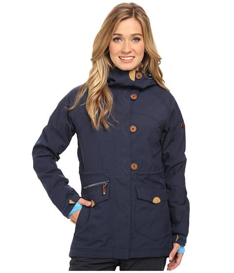 Женская куртка, пальто DC Nature Snowboarding Jacket - Вид 0. Женская куртк