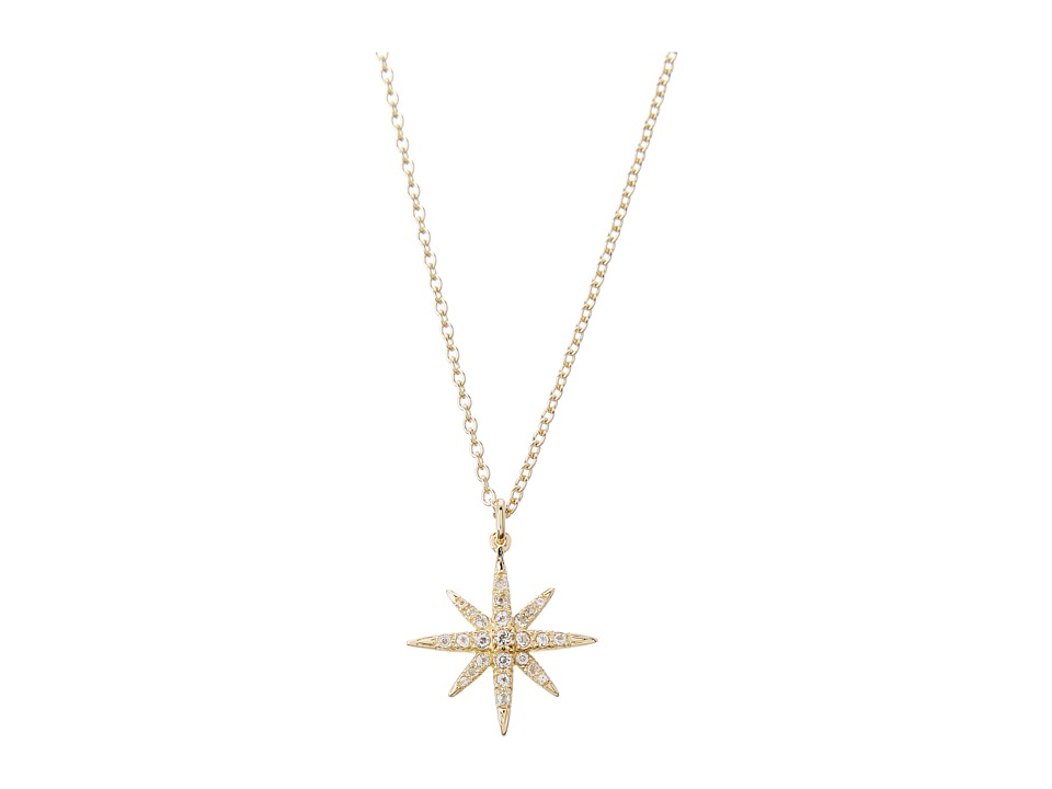 Elizabeth and James - Compass Rose Pendant