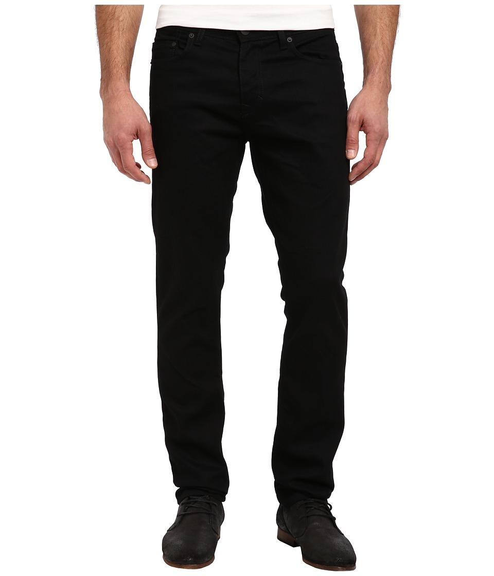 Calvin Klein Jeans Slim Fit in Clean Black (Clean Black) Men