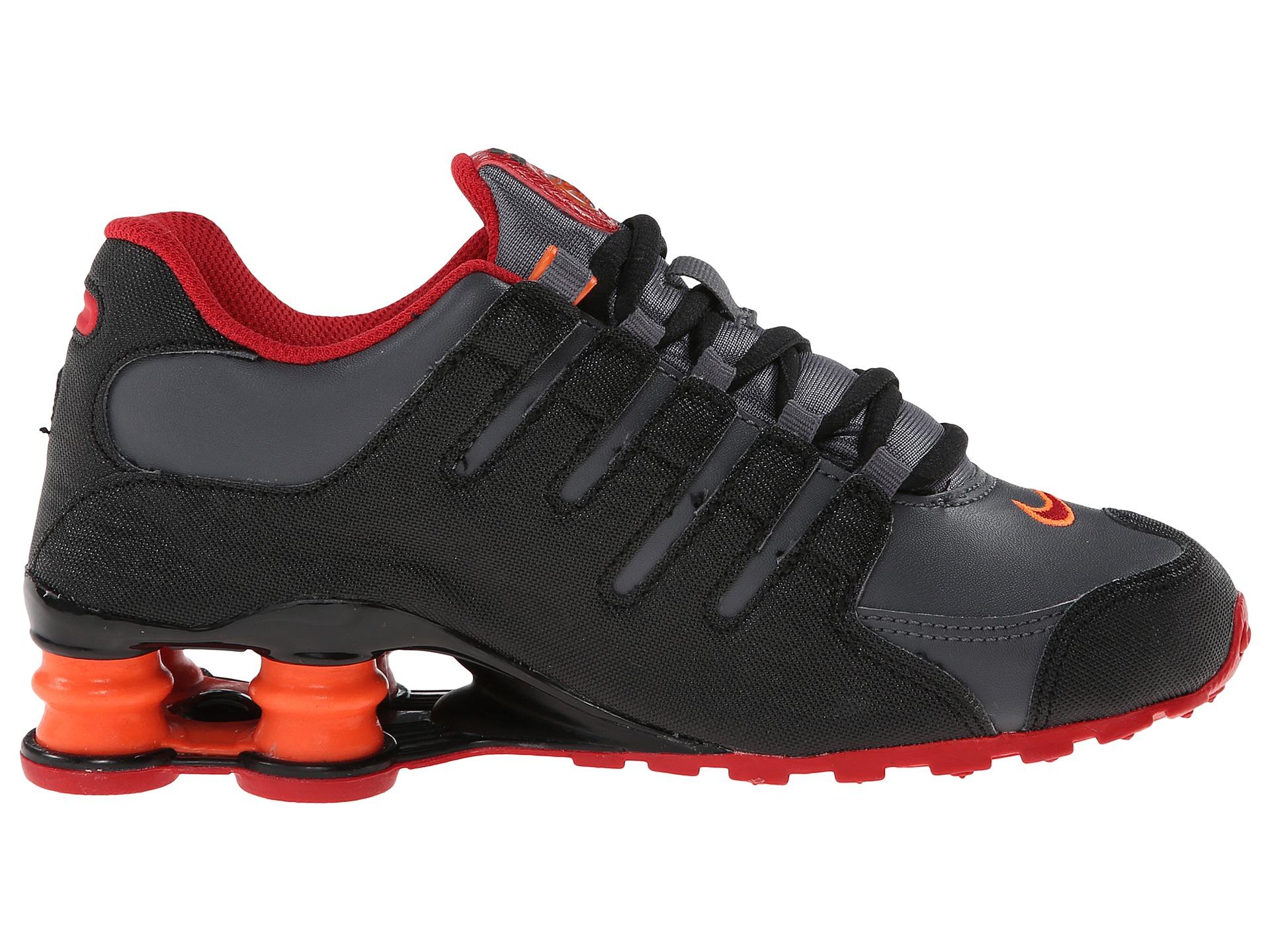 Big Kids Nike Shox  67efd0302