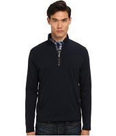 Michael Kors Collection - Melange Half-Zip Sweater
