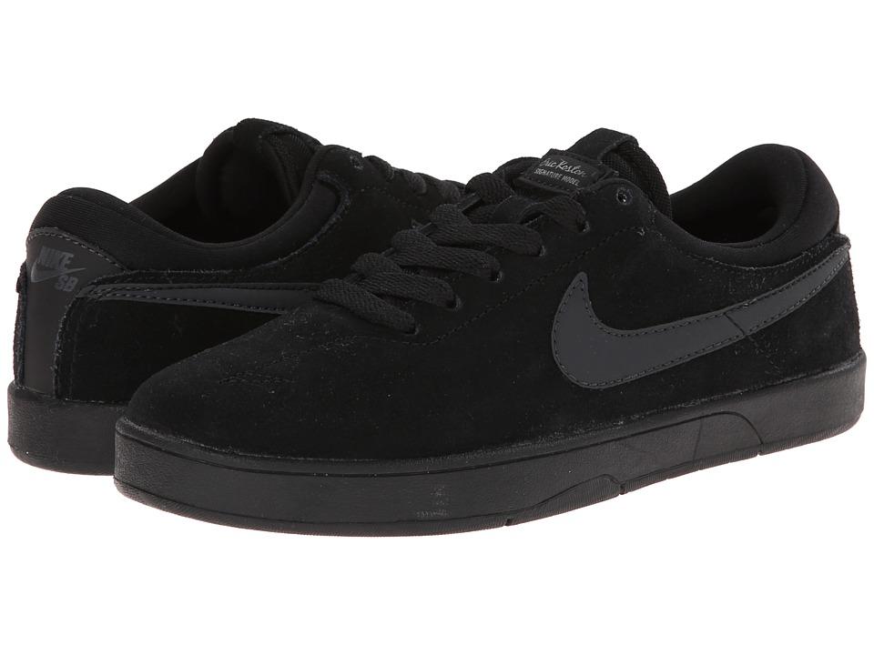 all black nike sb