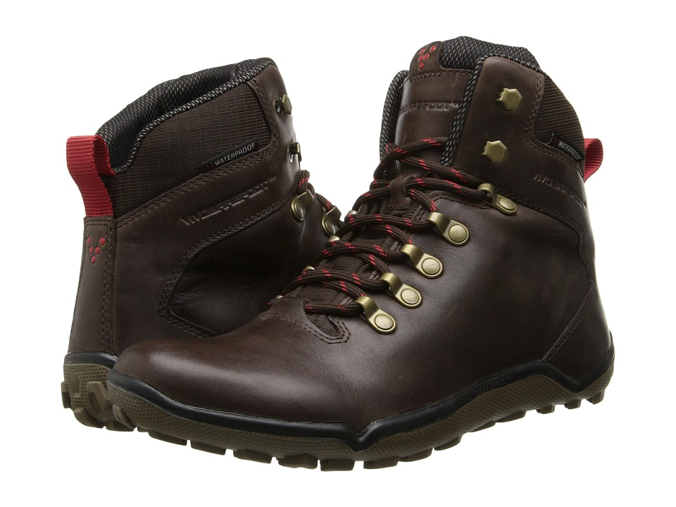 Vivobarefoot Tracker Dark Brown Womens Hiking Boots