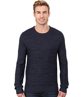 Calvin Klein Jeans - Parallel Knit Stripe Crew Neck Sweater
