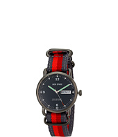 Jack Spade - Conway 38 MM Stainless Steel and Nylon Watch