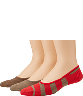 Sperry Top-Sider - Rugby Canoe Liner 3 Pack
