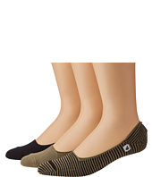 Sperry Top-Sider - Skimmers Feed Stripe 3 Pack
