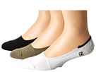 Sperry Sperry Skimmers Solid 3 Pack