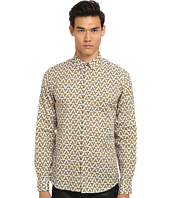 Just Cavalli - Gipsy Duel Print Slim Fit Shirt