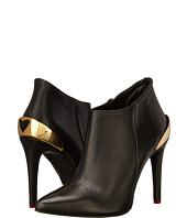 LOVE Moschino - Ankle Boot with Plated Heart Detail