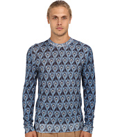 Marc Jacobs - Peacock Print Crewneck Sweater