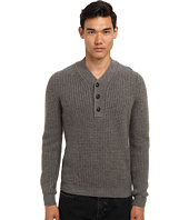Marc Jacobs - Runway Chunky Knit Henley Sweater