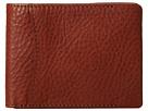 Bosca Correspondent 8 Pocket Deluxe Executive Wallet (Chestnut)