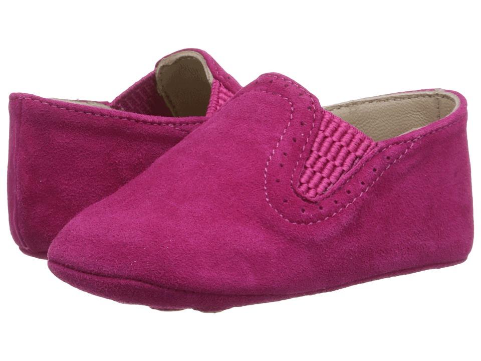 Elephantito Baby Sleepers (Infant/Toddler) (Fuchsia) Girls Shoes