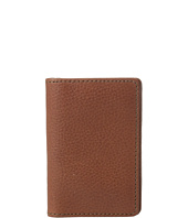 Bosca - Correspondent - Full Gusset Two-Pocket Card Case w/ I.D.