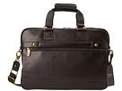 Bosca Taconni Stringer Bag (Black)