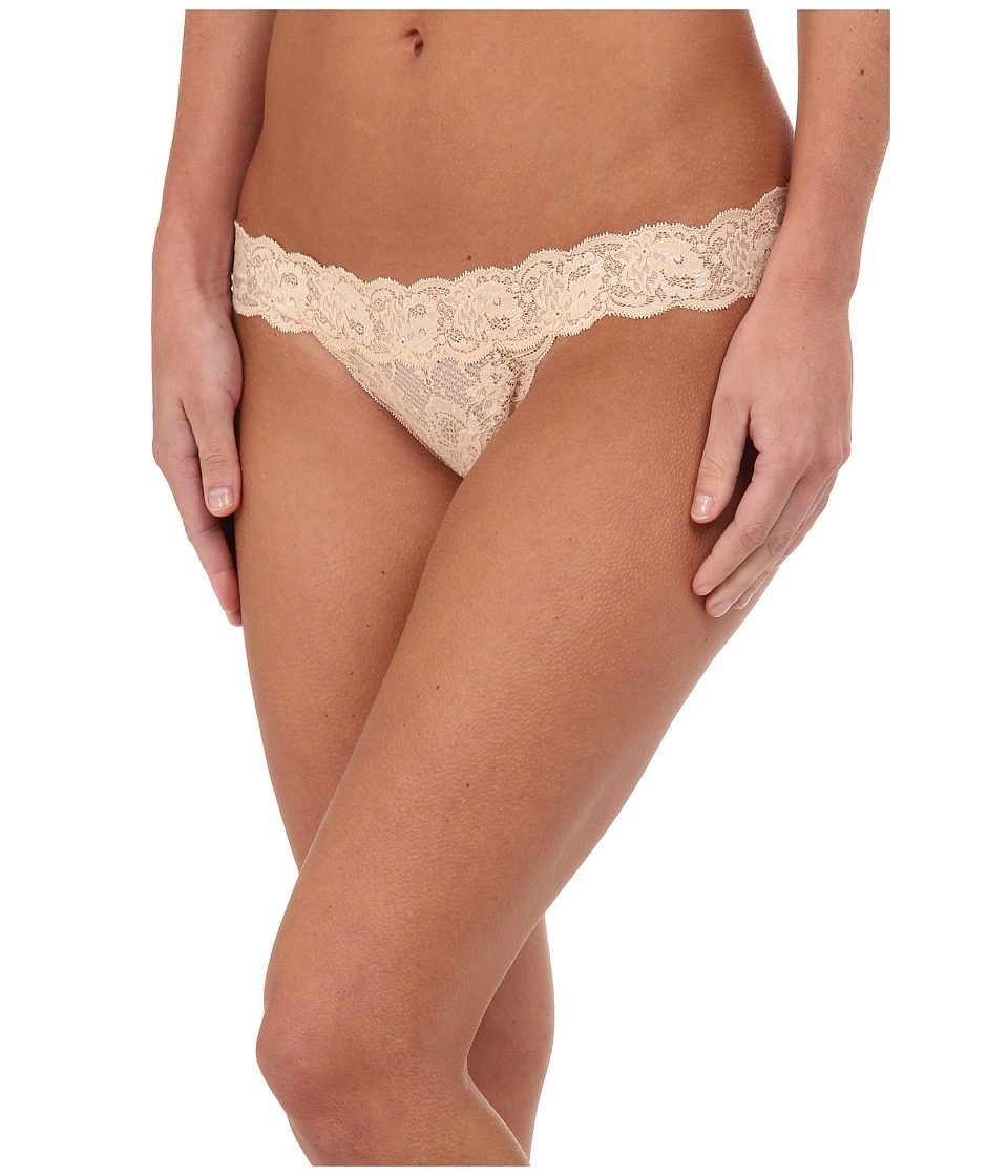 Cosabella - Never Say Never Relaxed Thong (Blush) Women's Underwear