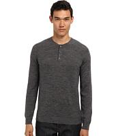 Vince - L/S Henley Sweater