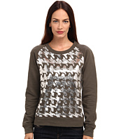 Paul Smith - Houndstooth Printed Sweatshirt