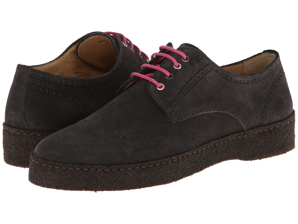 Paul Smith Men Only Ramsey Oxford (Smoke) Women's Lace up casual Shoes