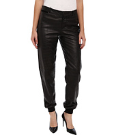 Paul Smith - Leather Track Pant