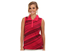 Nike Golf Speed Stripe Sleeveless Polo