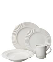 Le Creuset - 4 Piece Dinnerware Set