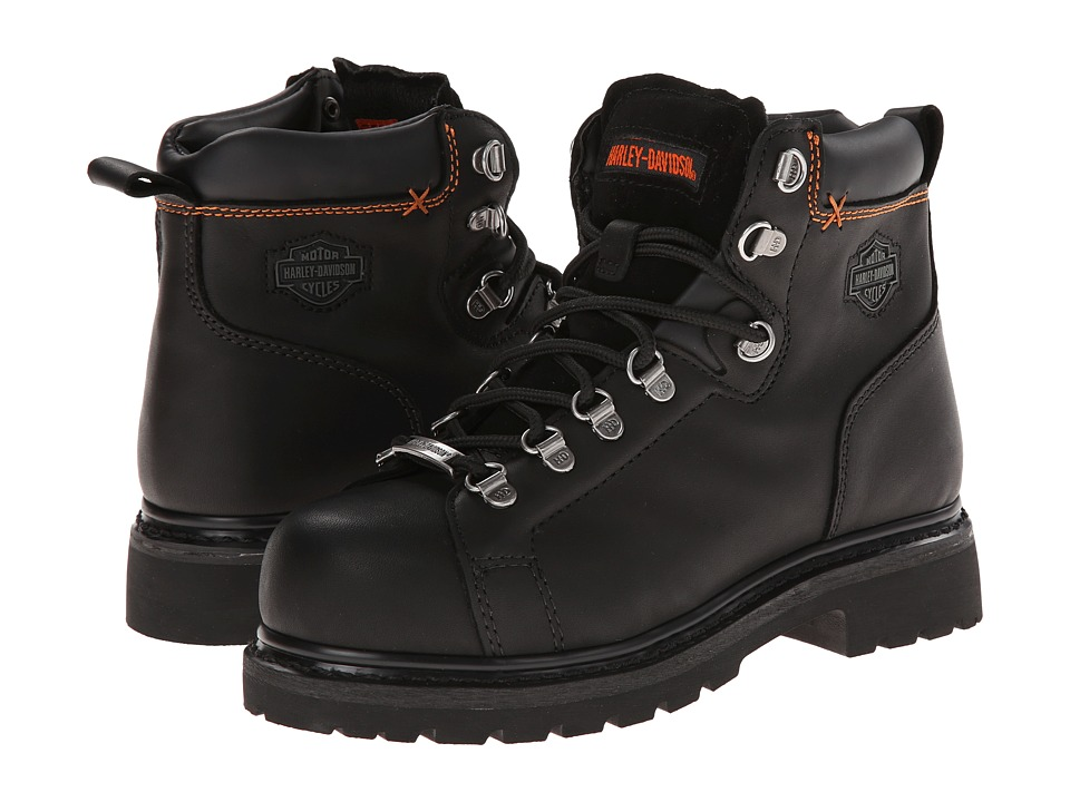 Harley-Davidson Gabby Steel Toe (Black) Women