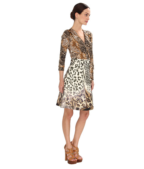 Dvf Amelia Silk Wrap Dress Product Information