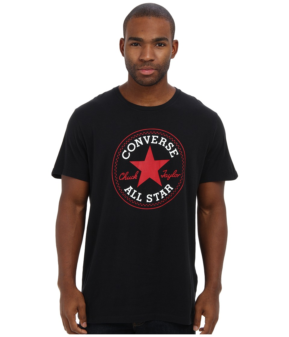 Converse Core Chuck Tee (Black) Men