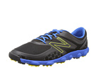 New Balance Golf Minimus Sport Black, Blue Shoes