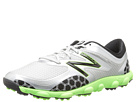 New Balance Golf Minimus Sport Gray, Green Shoes