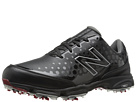 New Balance Golf NBG2002 Black, Red Shoes