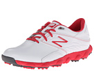 New Balance Golf Minimus LX Komen, White, Pink Shoes