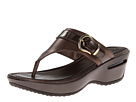 Cole Haan - Maddy Thong (Dark Chocolate Metallic)