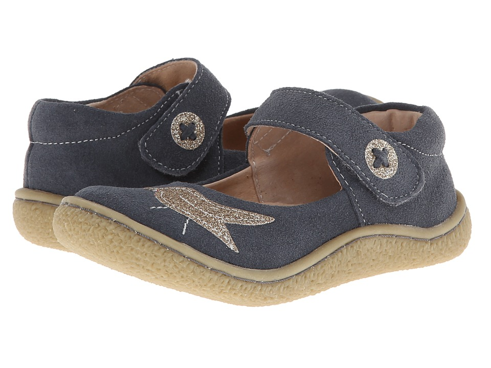 Livie & Luca - Pio Pio (Toddler/Little Kid) (Gray) Girls Shoes