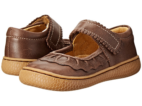 Livie & Luca Ruche (Infant/Toddler/Little Kid) - Vintage Brown