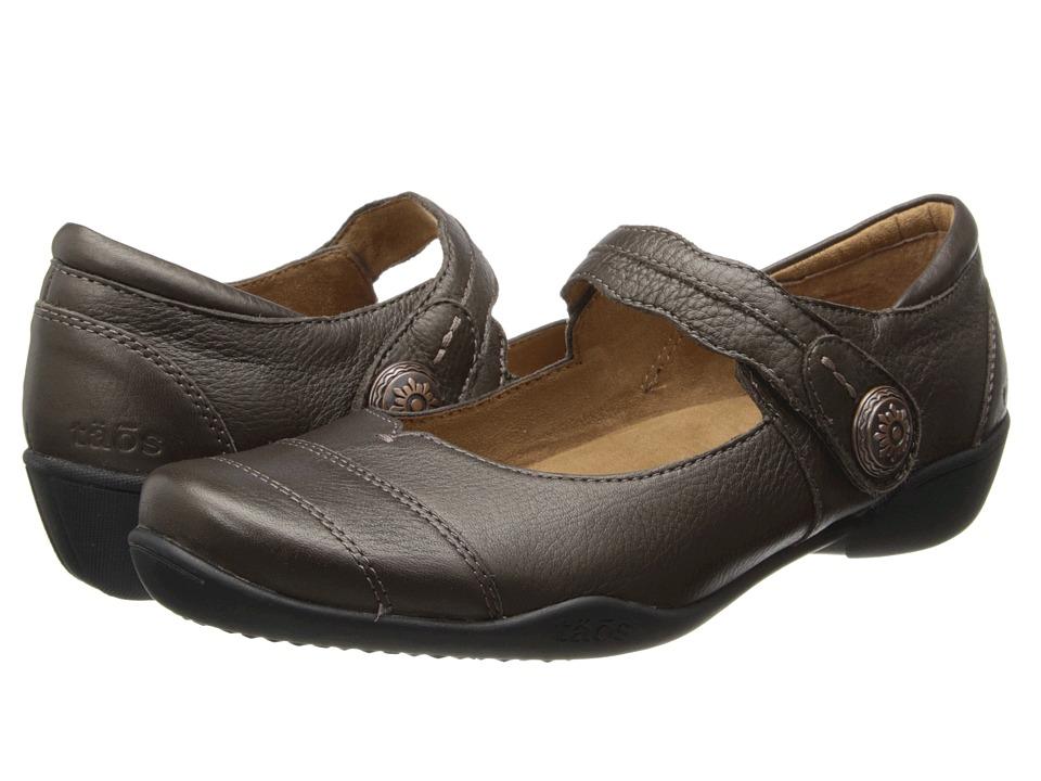 taos Footwear Applause Espresso Womens Maryjane Shoes
