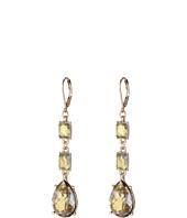 Sam Edelman - Lolita Triple Stone Drop Earrings