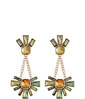 Sam Edelman - Lolita Cluster Double Drop Earrings