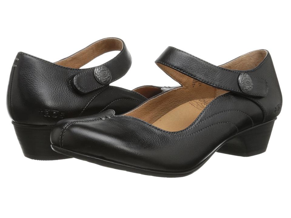 taos Footwear Samba 2 Black Womens Maryjane Shoes