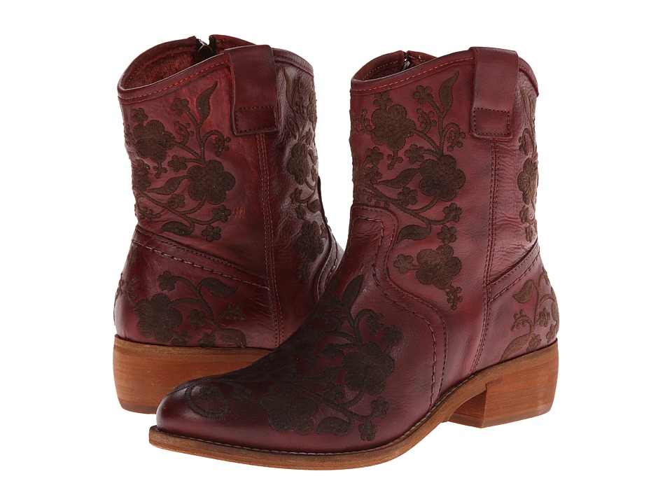 Taos Footwear Privilege (Spice Red) Cowboy Boots