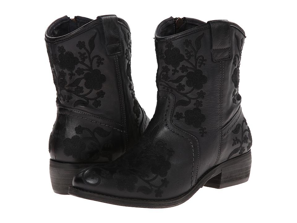 taos Footwear Privilege Black Cowboy Boots